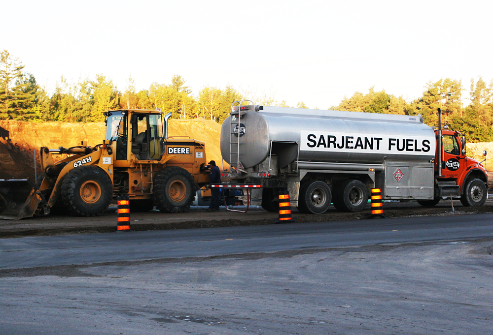 Commercial Fuels and Jobsite Delivery