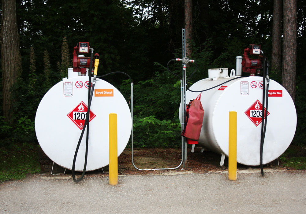 Fuel-Tanks