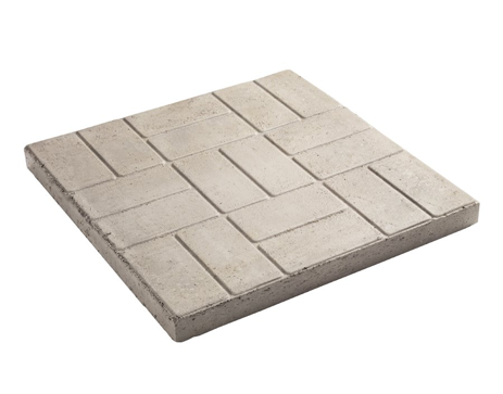Brick Patio Slab