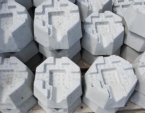 Precast Deck Blocks