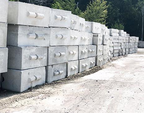 Reclaim Blocks